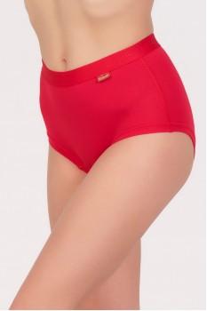 Kadın Kırmızı Bambu Boxer